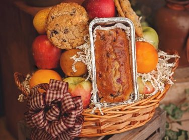 Gift Baskets: Shipped, In-store pick-up, Local delivery
