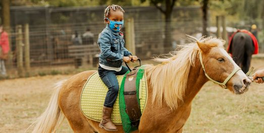 Pony Rides on Weekends!